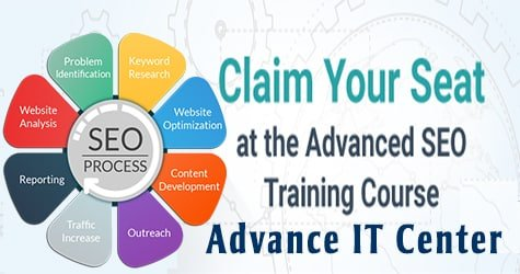 Advanced SEO Training Course in BD