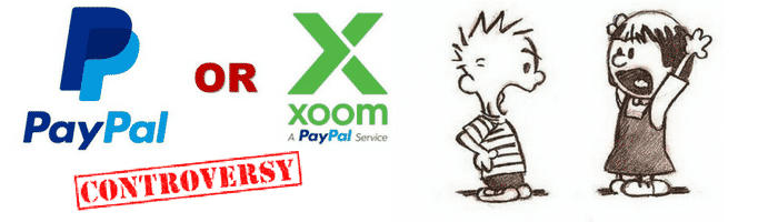 Xoom vs PayPal controversy in Bangladesh