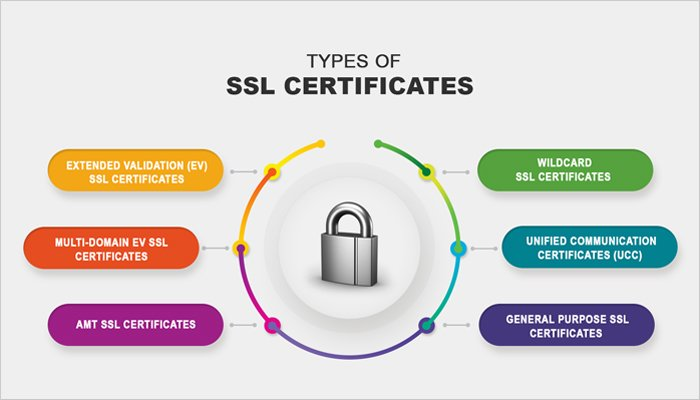 types-of-ssl-certificates