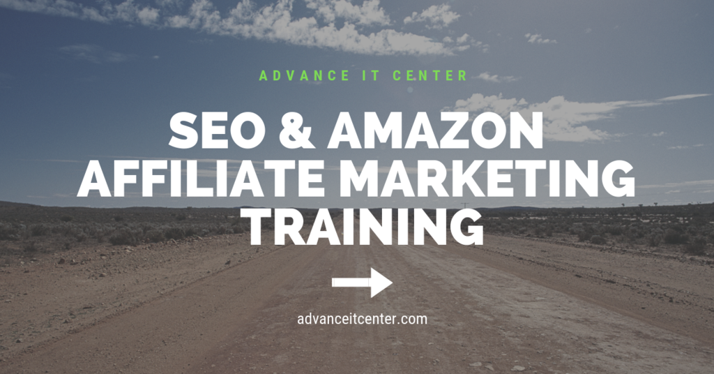 Advanced SEO + Amazon Affiliate Marketing Training in Bangladesh