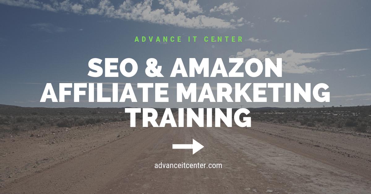 Amazon Affiliate Marketing Training