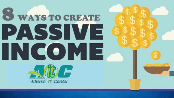 8 Ways to Go From Freelancing to Passive Income