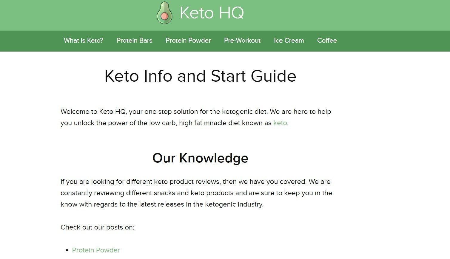 Relevant Website