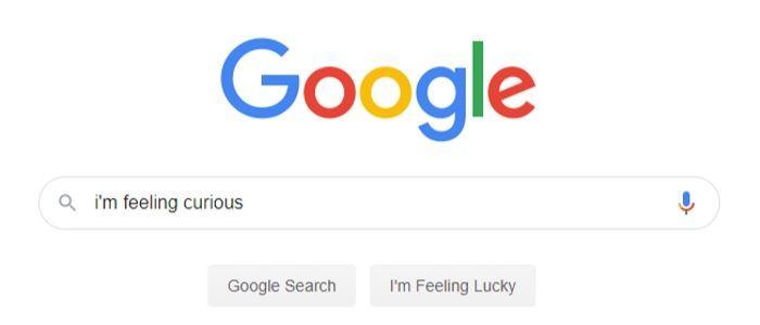 i'm feeling curious : Google Tricks and Fun
